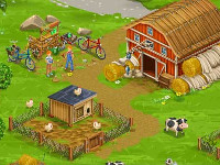Nejhranj hra Goodgame Big Farm