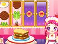 Online hra Sue's Sandwich