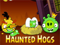 Super hra Angry Birds Haunted Hogs