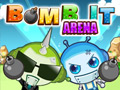 Online hra Bomb It Arena