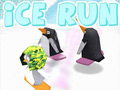 Online hra Ice Run