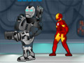 Online hra Iron Man: Riot Of The Machines