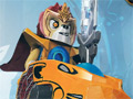 Online hra Lego: Legends Of Chima Speedorz