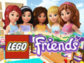 Online hra Lego Friends: Pool Party