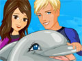 Moje představení s delfíny 2
