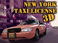 Online hra New York Taxi License 3D