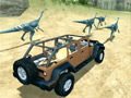 Super hra Off-Road Velociraptor Safari