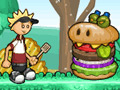 Online Game Papa Louie 2: When Burgers Attack