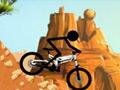 Online hra Stickman Downhill