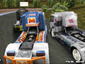 Online hra Super Trucks