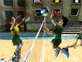 Online hra Super Volleyball Brazil