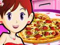 Sářino Vaření: Valentýnská Pizza