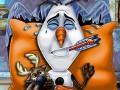 Nová hra Olaf Frozen Doctor
