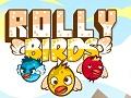 Online hra Rolly Birds