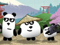 Nová hra 3 Pandas in Japan