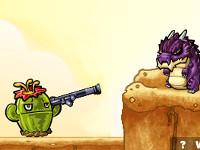 Online hra Cactus Hunter 2