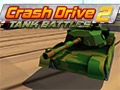 Nová hra Crash Drive 2: Tank Battles