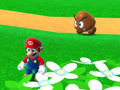 Nová hra Super Mario 64 HD