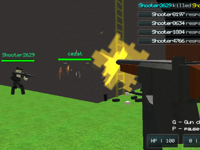 Block Swat