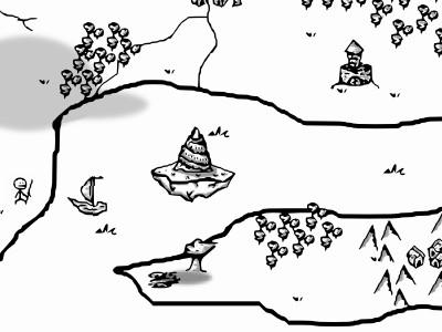 Cursed Islands