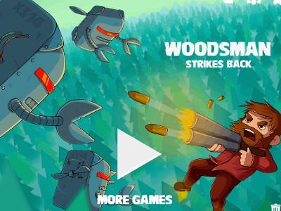 Woodsman Strikes Back