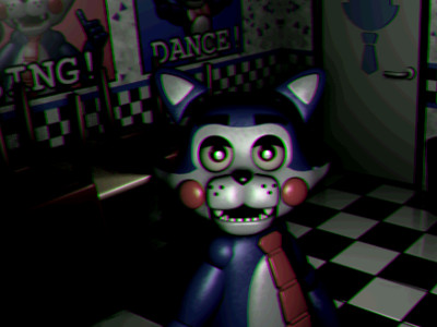 Online hra Five Nights at Candy's Online