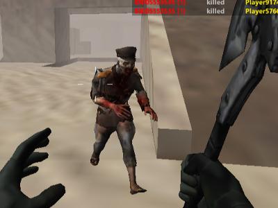 Zombie Dayz