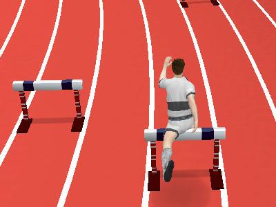 Qlympics: Hurdles