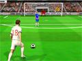 Online hra Euro Free Kick 2012