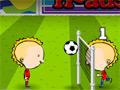 Online hra Flick Headers Euro 2012