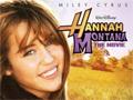 Online hra Glamor Hannah Montana