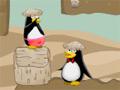 Online hra Penguin Wars 2