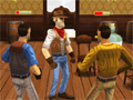 Online hra Saloon Brawl