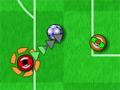 Online hra Super Sprint Soccer